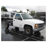 (DEALER ONLY) 2000 CHEVROLET GMT-400