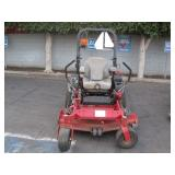 TORO Z MASTER RIDING MOWER