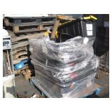 PALLET OF HUSKY & HDX 17 GAL TOUGH TOTES