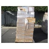 PALLET OF WESTINGHOUSE 60W RADIANT LIGHT BULB