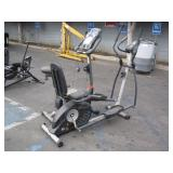 PRO-FORM ELLIPTICAL & SCHWINN STATIONARY BIKE