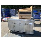 ATLAS INDUSTRIAL REFRIGERATOR CART & COMMERCIAL
