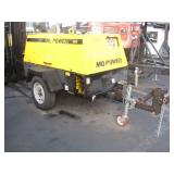 MQ 180 POWER TOWABLE COMPRESSOR: