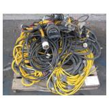 HEAVY DUTY ELECTRICAL CORDS & POWER TOOLS