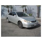 (DEALER ONLY)2003 TOYOTA CAMRY