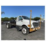(DEALER DISM OUT STATE)2000 FORD F-650