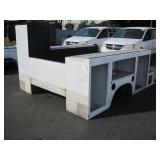 SERVICE BODY TRUCK BED