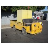 2005 TAYLOR-DUNN B2 UTILITY CART ELECTRIC NO TITLE
