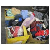 LOT OF ASSORTED CLOTHING;