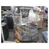 MIXED PALLET OF VARIOUS ITEMS;