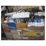 PALLET OF VARIOUS MEDICAL EQUIPMENT;