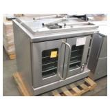MONTAGUE STAINLESS STEEL COMMERCIAL OVEN
