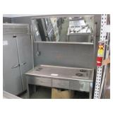 STAINLESS STEEL COMMERCIAL COOKTOP