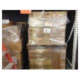 1 PALLET OF PORTABLE CD CASES 28 CAPACITY