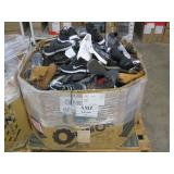PALLET OF ASSORTED SHOES VARIOUS SIZE & BRANDS