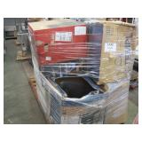 MIXED PALLET OF OFFICE CHAIRS & FILLING CABINETS