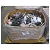 PALLET OF ASSORTED SHOES & SLIPPERS