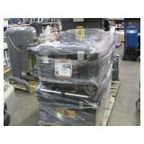 PALLET OF VARIOUS ITEMS TOOL CHEST & AIR FILTERS