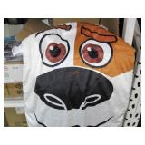 LOT OF SECRET LIFE OF PETS PILLOW COVERS
