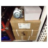 3 BOXES OF WATER PUMPS