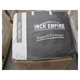 LOT OF ASSORTED INCH EMPIRE CAR SEAT COVERS