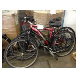 LOT WITH  3 MOUNTAIN BICYCLES