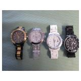 1 BAG W/WATCHES: