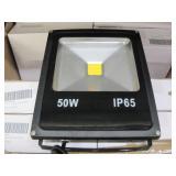 BOX OF 50W LED FLOOD LIGHTS: