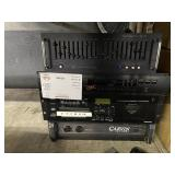 1 LOT OF SOUND MIXING EQUIPMENT: CARVIN FET 1000,