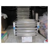 STAINLESS STEEL INDUSTRIAL FOOD PANS
