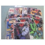 1 BAG W/COMIC BOOKS
