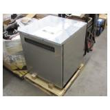 DELFIELD COMPACT STAINLESS STEEL REFRIGERATOR