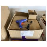 BOX OF GT-10 HOT GLUE GUNS
