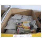 BOX OF DECORATIVE SOCKS