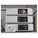 LOT OF 3 PANASONIC LCD PROJECTORS