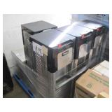 PALLET OF 4 WATER COOLERS & VARIOUS ITEMS