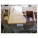 PALLET OF ASSORTED ELECTRICAL HARDWARE