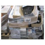 PALLET OF ASSORTED HARDWARE & TOOLS