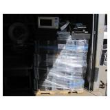 PALLET OF SUPER MARKET SCANNERS & VARIOUS ELECTRON