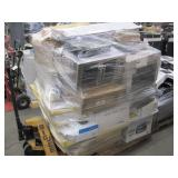 MIXED PALLET OF ASSORTED OFFICE ITEMS
