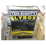 TEN-EIGHTY FLYBOX LAUNCH RAMPS WITH TABLE TOP