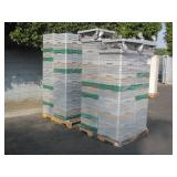 2 PALLETS OF COMMERCIAL DISH WASHING RACKS
