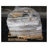 PALLET OF MIX SLATE TILES 200 S/F: