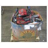 PALLET OF VARIOUS MIXED ITEMS