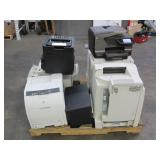PALLET OF ASSORTED PRINTERS