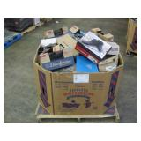 PALLET OF SHOES,BOOTS,SLIPPERS,SANDALS,ETC.