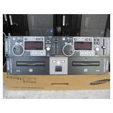 DENON DJ PLAYER & DUEL CD, MP3, USB PLAYER