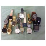1 BAG OF MISC. WATCHES