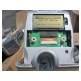 PALLET OF COIN & CARD OPERATED PARKING METER PARTS