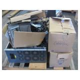 PALLET OF VARIOUS OFFICE ELECTRONICS